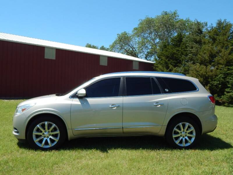 2016 Buick Enclave for sale at Wheels Unlimited in Smith Center KS