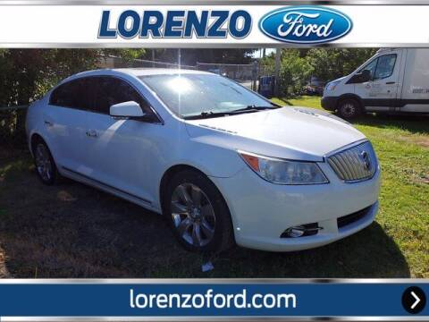 2011 Buick LaCrosse for sale at Lorenzo Ford in Homestead FL