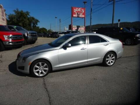 2014 Cadillac ATS for sale at Joe's Preowned Autos in Moundsville WV