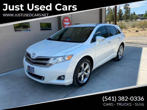 2013 Toyota Venza for sale at Just Used Cars in Bend OR
