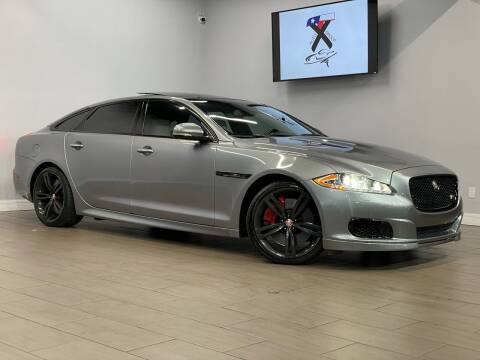 2014 Jaguar XJR for sale at TX Auto Group in Houston TX