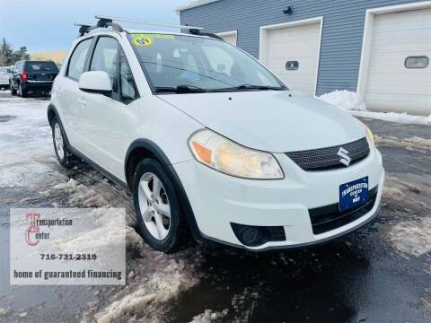 2009 Suzuki SX4 Crossover for sale at Transportation Center Of Western New York in Niagara Falls NY
