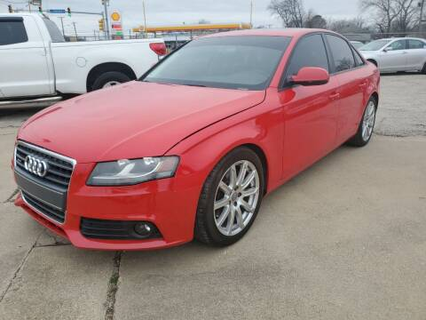 2010 Audi A4 for sale at Nile Auto in Fort Worth TX