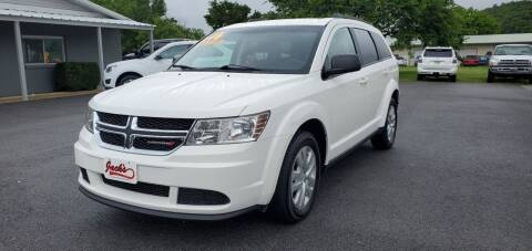 2016 Dodge Journey for sale at Jacks Auto Sales in Mountain Home AR
