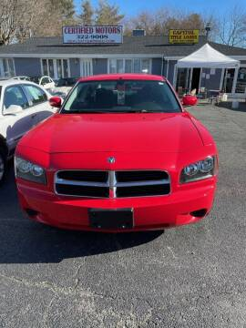 2010 Dodge Charger for sale at Certified Motors in Bear DE