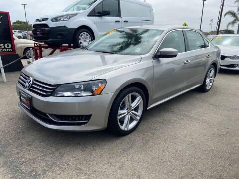 2014 Volkswagen Passat for sale at Auto Max of Ventura in Ventura CA