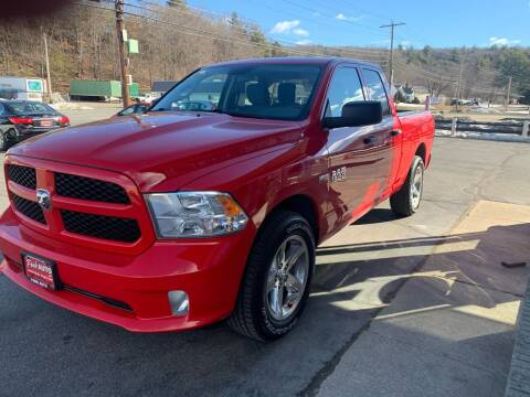 2013 RAM Ram Pickup 1500 for sale at Park Auto LLC in Palmer MA