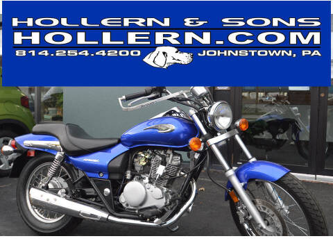 2006 Kawasaki ELIMINATOR 125CC for sale at Hollern & Sons Auto Sales in Johnstown PA