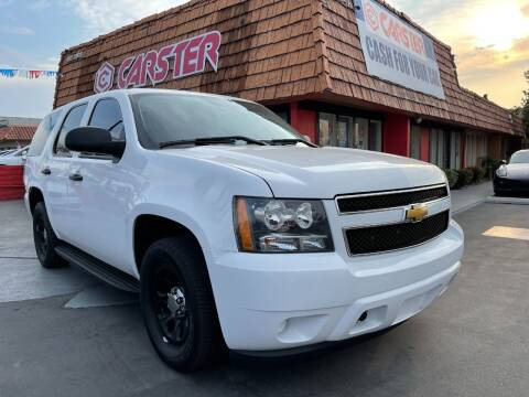 2014 Chevrolet Tahoe for sale at CARSTER in Huntington Beach CA
