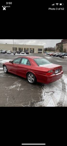 2006 Lincoln LS for sale at Best Motor Auto Sales in Geneva OH
