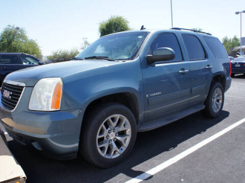 2009 GMC Yukon for sale at CarFinancer.com in Peoria AZ