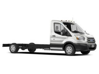 2015 Ford Transit Chassis Cab for sale at SULLIVAN MOTOR COMPANY INC. in Mesa AZ