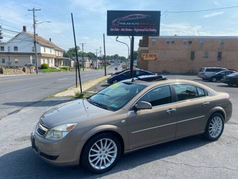2008 Saturn Aura for sale at Fineline Auto Group LLC in Harrisburg PA