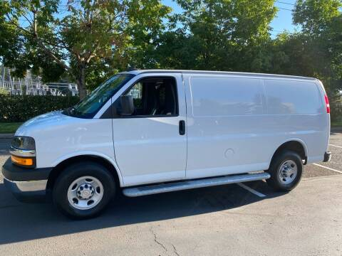 2019 Chevrolet Express Cargo for sale at AC Enterprises in Oregon City OR