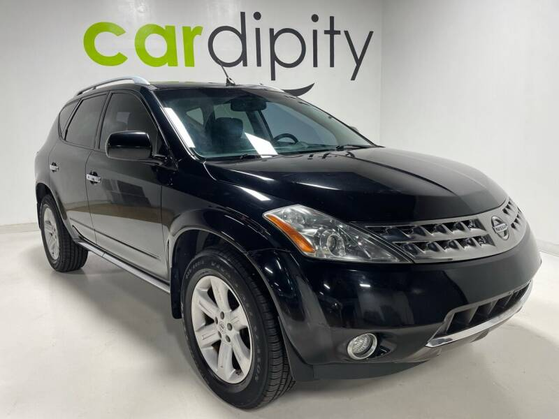 2006 Nissan Murano for sale at Cardipity in Dallas TX