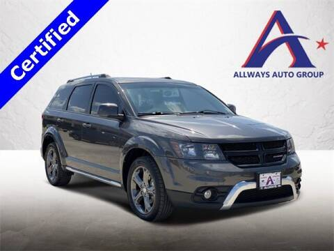 2017 Dodge Journey for sale at ATASCOSA CHRYSLER DODGE JEEP RAM in Pleasanton TX