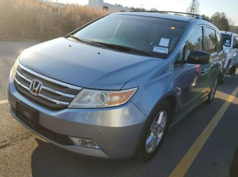 2010 Honda Odyssey for sale at Dad's Auto Sales in Newport News VA