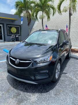 2018 Buick Encore for sale at YOUR BEST DRIVE in Oakland Park FL