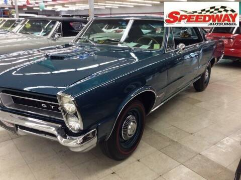 1965 Pontiac GTO for sale at SPEEDWAY AUTO MALL INC in Machesney Park IL