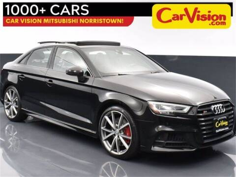 2018 Audi S3 for sale at Car Vision Buying Center in Norristown PA