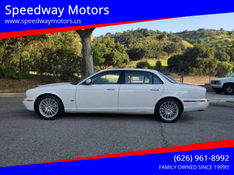 2006 Jaguar XJ-Series for sale at Speedway Motors in Glendora CA