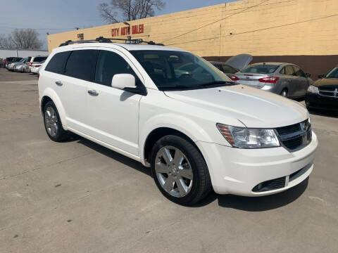 2010 Dodge Journey for sale at City Auto Sales in Roseville MI