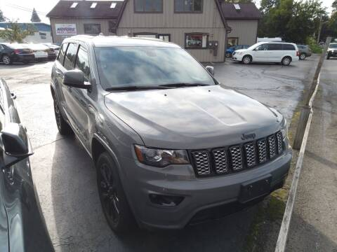 2019 Jeep Grand Cherokee for sale at RS Motors in Falconer NY
