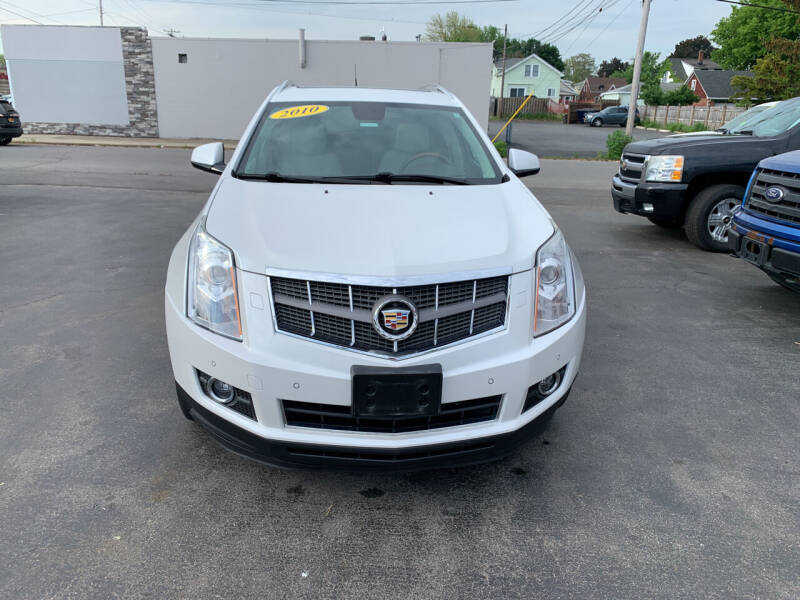 2010 Cadillac SRX for sale at L.A. Automotive Sales in Lackawanna NY