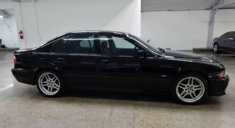 2003 BMW 5 Series for sale at Milpas Motors Auto Gallery in Ventura CA