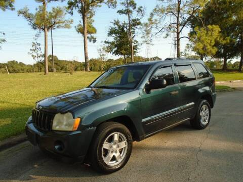 2005 Jeep Grand Cherokee for sale at Houston Auto Preowned in Houston TX