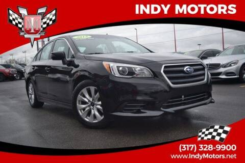 2015 Subaru Legacy for sale at Indy Motors Inc in Indianapolis IN