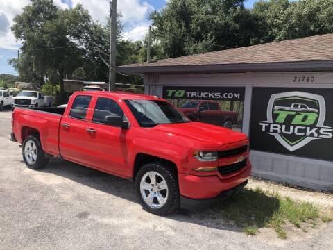 2017 Chevrolet Silverado 1500 for sale at TD Trucks in Mt Dora FL