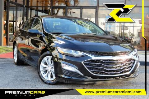 2019 Chevrolet Malibu for sale at Premium Cars of Miami in Miami FL
