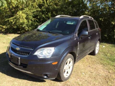 2014 Chevrolet Captiva Sport for sale at Allen Motor Co in Dallas TX