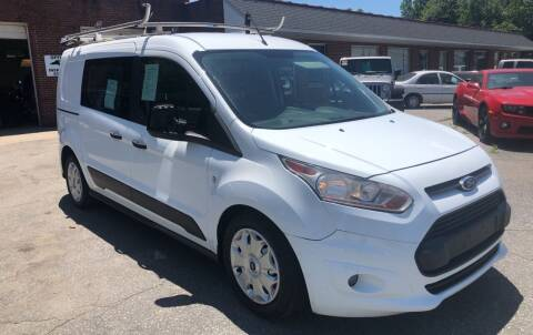 2014 Ford Transit Connect Cargo for sale at Creekside Automotive in Lexington NC