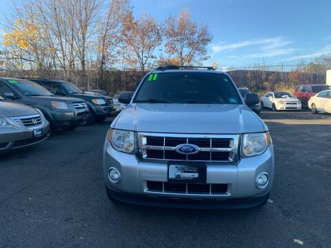 2011 Ford Escape for sale at 77 Auto Mall in Newark NJ