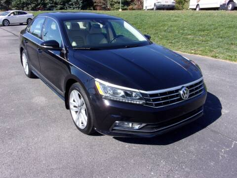 2017 Volkswagen Passat for sale at Birmingham Automotive in Birmingham OH