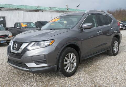 2017 Nissan Rogue for sale at Low Cost Cars in Circleville OH