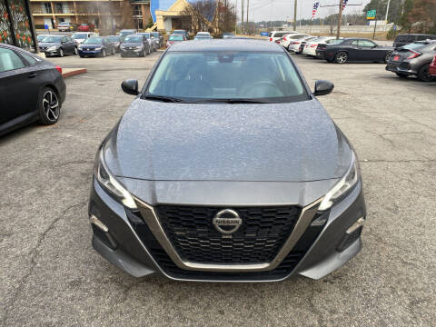 2020 Nissan Altima for sale at J Franklin Auto Sales in Macon GA