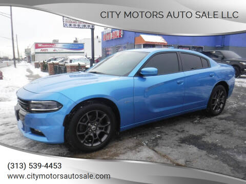 2018 Dodge Charger for sale at City Motors Auto Sale LLC in Redford MI
