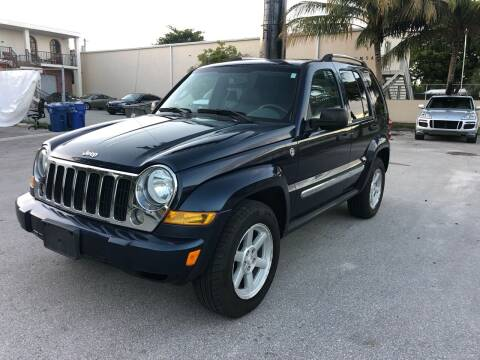 2006 Jeep Liberty for sale at Florida Cool Cars in Fort Lauderdale FL