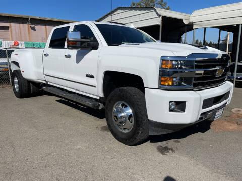 2019 Chevrolet Silverado 3500HD for sale at Skyline Auto Sales in Santa Rosa CA