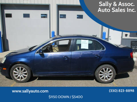 2006 Volkswagen Jetta for sale at Sally & Assoc. Auto Sales Inc. in Alliance OH