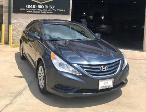 2013 Hyundai Sonata for sale at KAYALAR MOTORS - ECUFAST HOUSTON in Houston TX