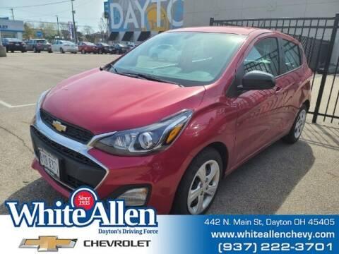 2020 Chevrolet Spark for sale at WHITE-ALLEN CHEVROLET in Dayton OH