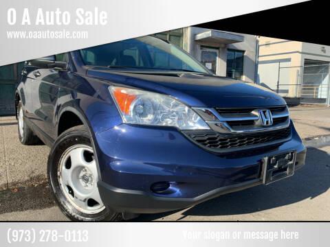 2011 Honda CR-V for sale at O A Auto Sale in Paterson NJ