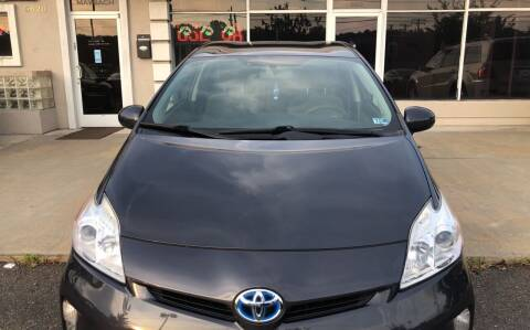 2012 Toyota Prius for sale at Advantage Motors in Newport News VA