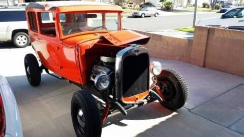 1930 Ford Tudor for sale at Haggle Me Classics in Hobart IN