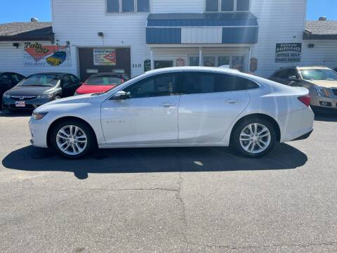 2017 Chevrolet Malibu for sale at Twin City Motors in Grand Forks ND