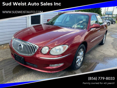 2008 Buick LaCrosse for sale at Sud Weist Auto Sales Inc in Maple Shade NJ